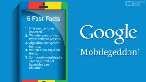 google mobilegeddon facts
